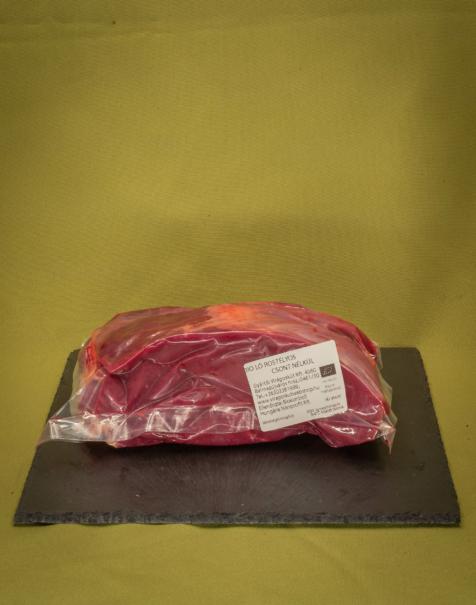 Bio ló rostélyos csont nélkül, 3kg felett