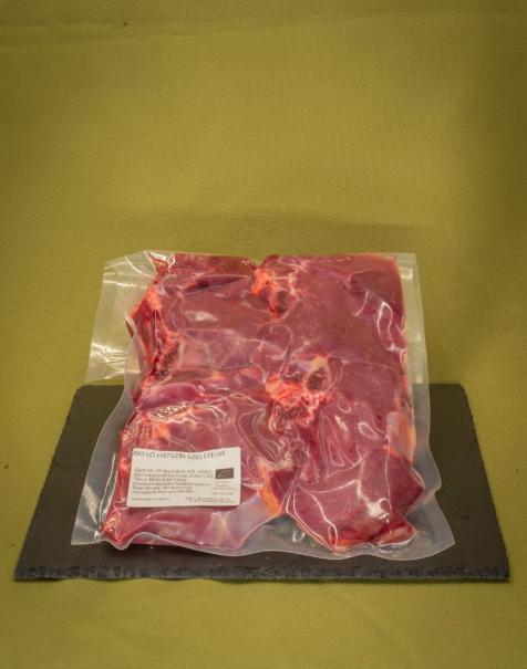 Bio ló hátszín szeletelve, 3kg felett