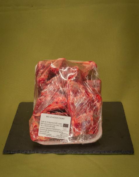 Bio ló húsos csont
