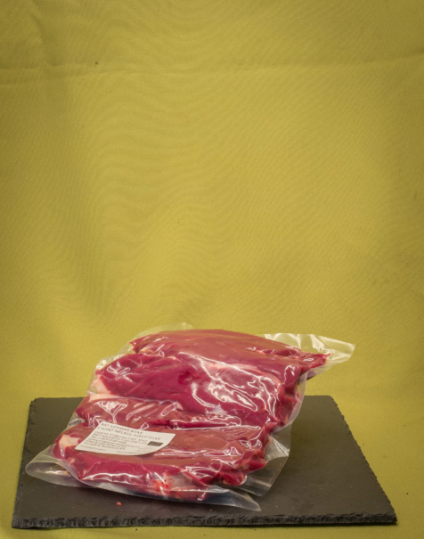 Bio szamár nyak csont nélkül szeletelve