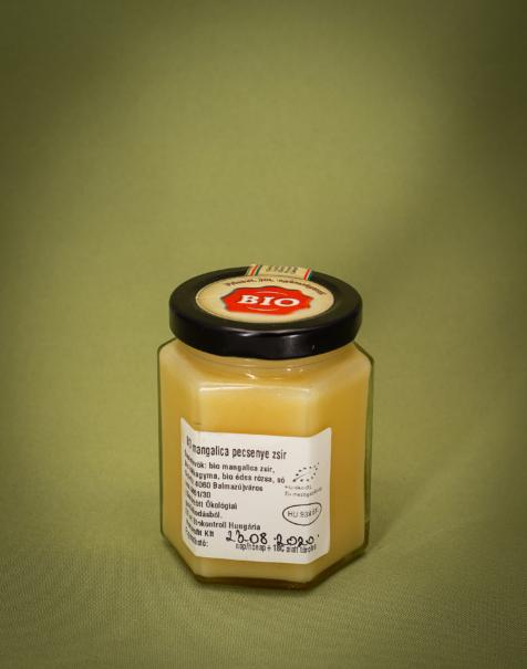 Bio mangalica pecsenyezsír 150g