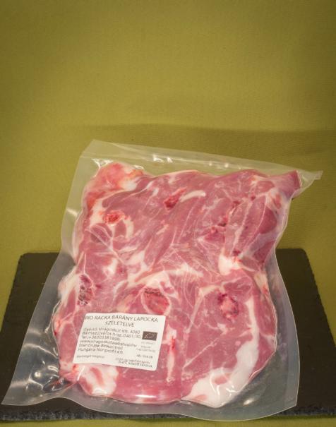 Bio racka bárány lapocka szeletelve