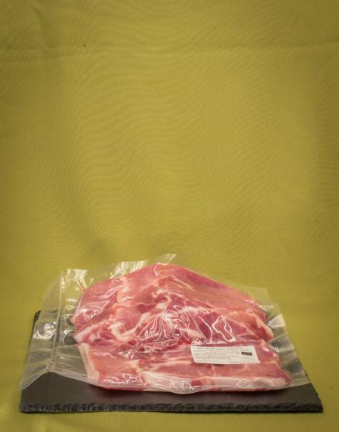 Bio mangalica karaj csont nélkül, szeletelve