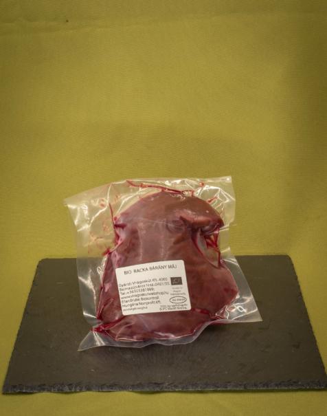 Bio racka bárány máj