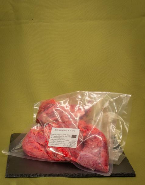 Bio mangalica tüdő