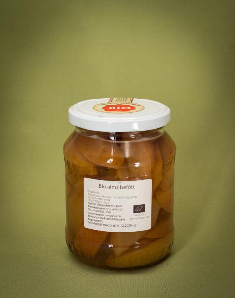Bio almabefőtt 350g