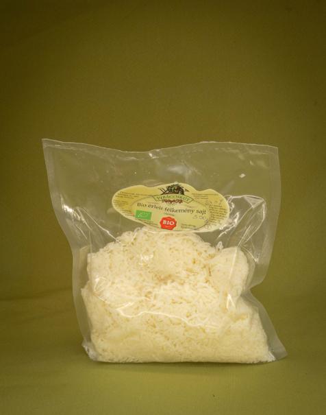 Bio érlelt félkemény sajt reszelve 300g