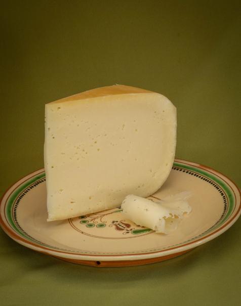 Bio érlelt félkemény sajt -natúr-